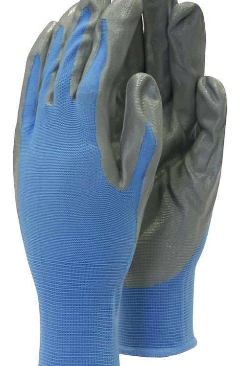 Γάντια αντρικά (Aqua Sure) 100% Βαμβάκι με επικάλυψη νιτριλίου