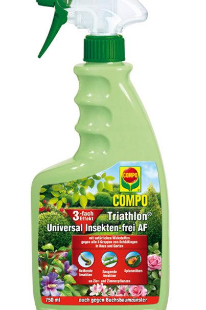 Λίπασμα Compo Triathlon Bio Spray