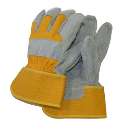 Γάντια Αντρικά (Basics) Με σουέντ παλάμη