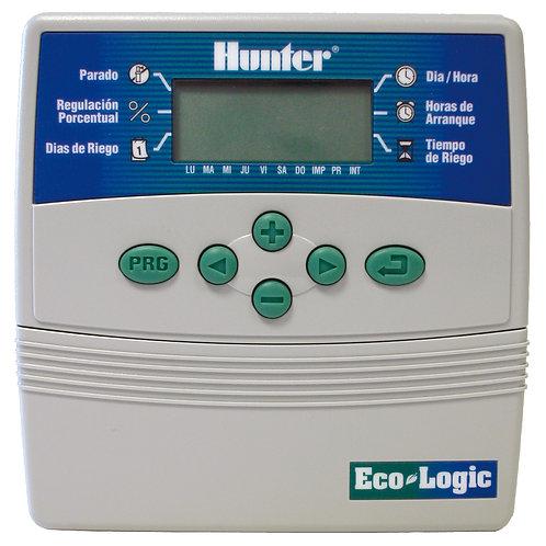 Προγραμματιστής ποτίσματος Hunter ECO LOGIC 4 στάσεων