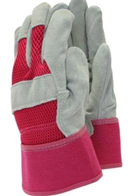 Γάντια Γυναικεία (Heavy Duty) Γενικής χρήσης με σουέντ παλάμη