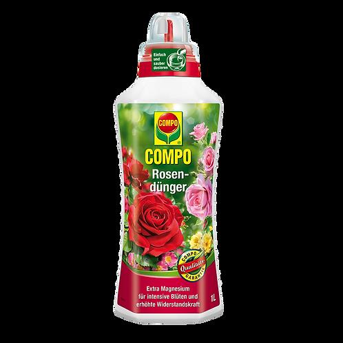 Λίπασμα Compo για τριανταφυλλιές