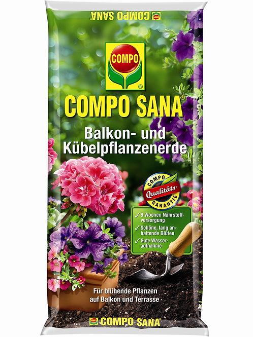 Φυτόχωμα Compo Sana για φυτά μπαλκονιού και κήπου