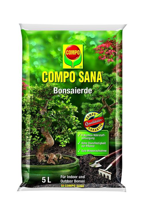 Φυτόχωμα Compo Sana για μπονσάι