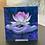Thumbnail: Lotus Blüte auf Acrylglac