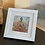 Thumbnail: BUDDHA DES DIALOGS auf Artpapier im Rahmen