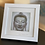 Thumbnail: BUDDHA DES UNEINGESCHRÄNKTEN BEWUSSTSEINS auf Artpapier im Rahmen