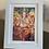 Thumbnail: GANESHA auf Artpapier mit Rahmen