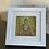 Thumbnail: PRAKTIZIERENDER BUDDHA auf Artpapier im Rahmen