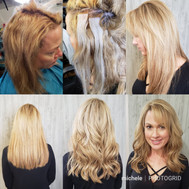 A transformation from sticky tape in extensions to Natural Beaded Rows