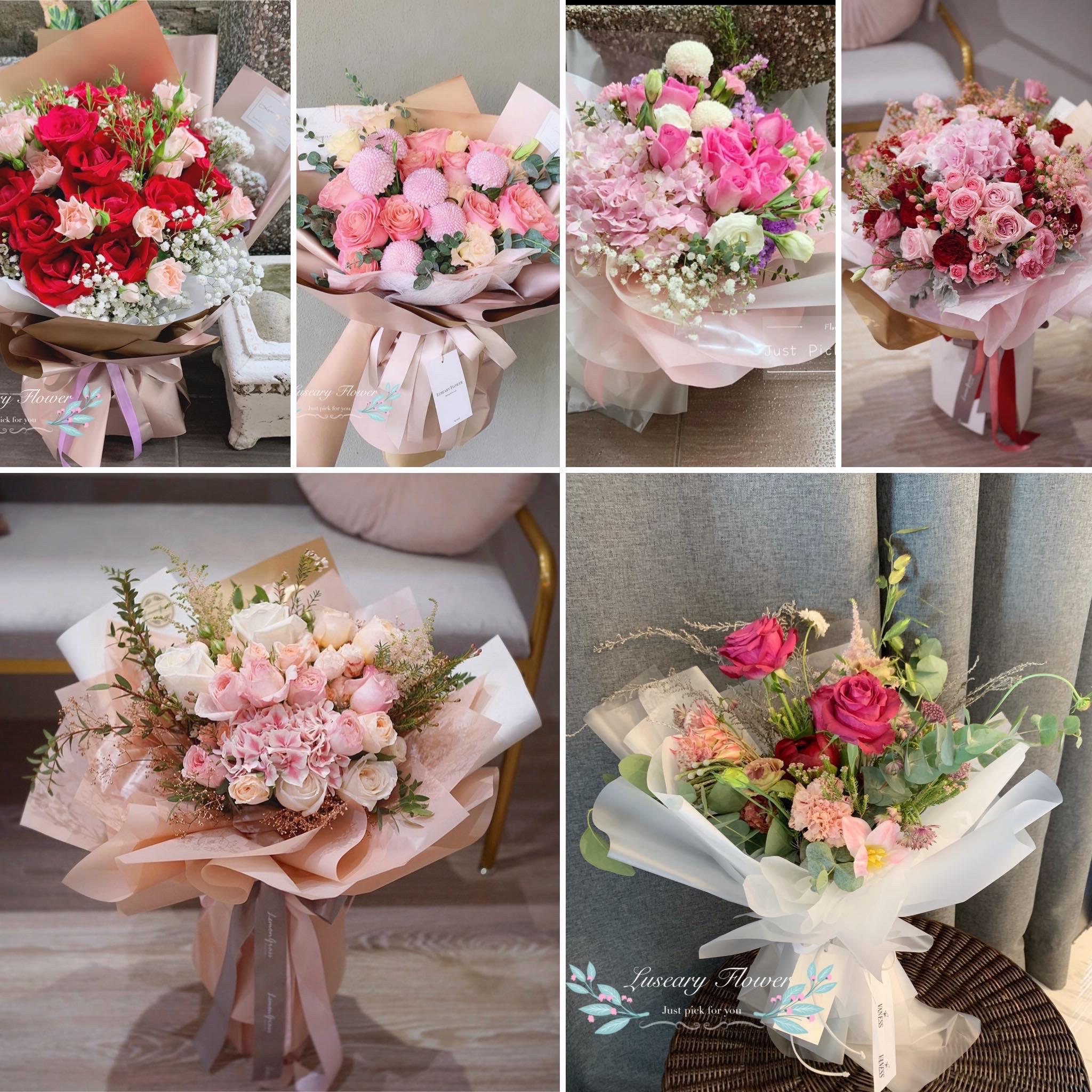 Flower Bouquet Hobby Class