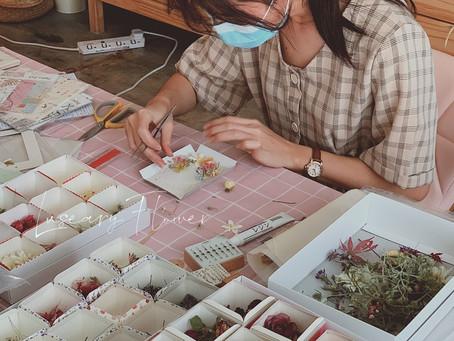 Lécrin Dry Flower Hobby Class