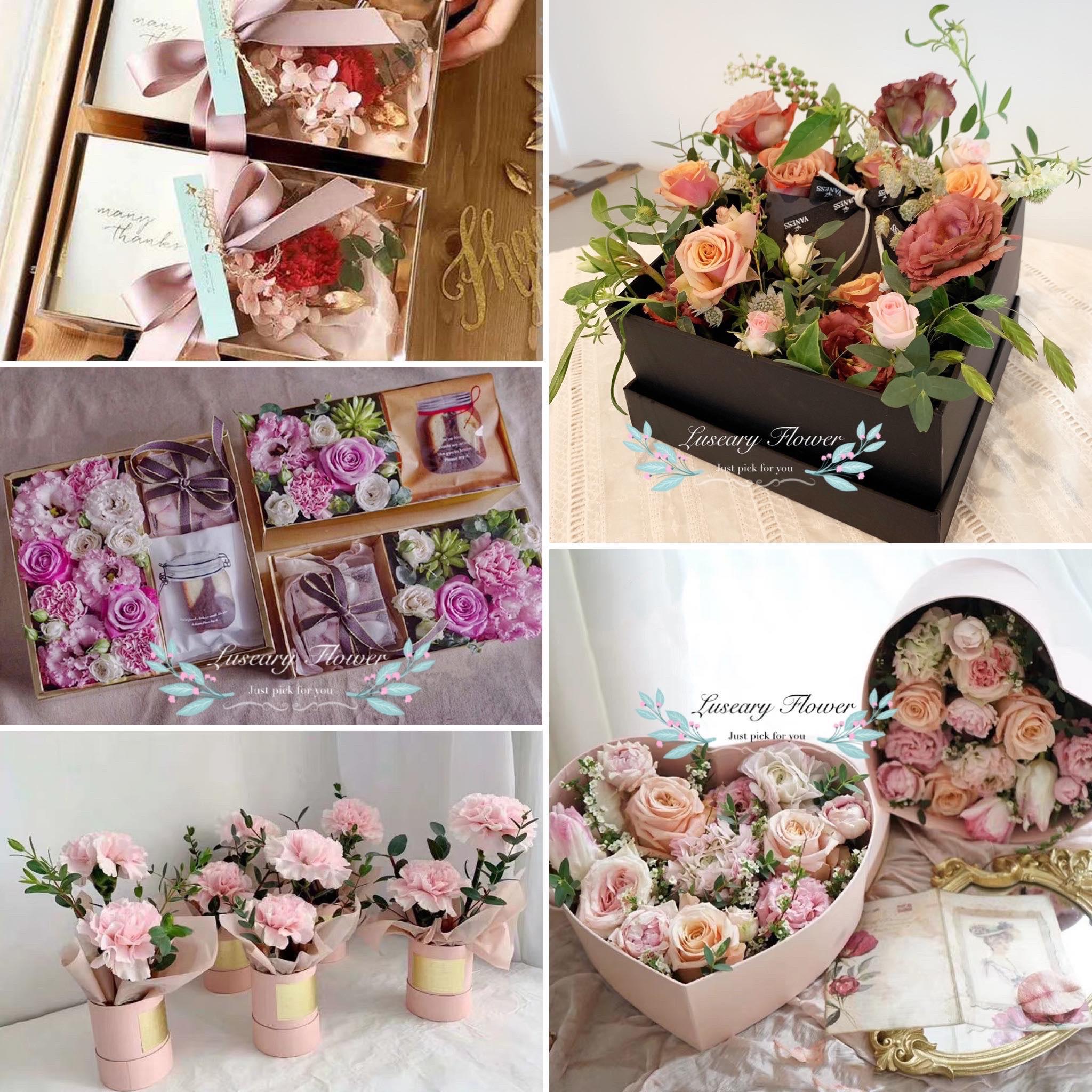 Flower Box Hobby Class
