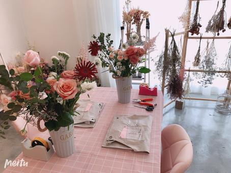 Hand Tied Bouquet Hobby Class