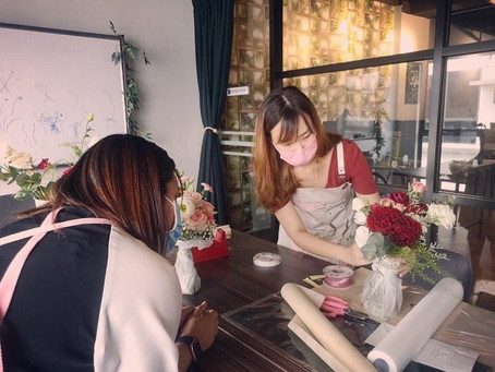 Florist Intensive Private Course
