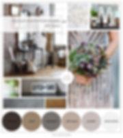 Branding Board, Color Inspiration, Brand Styling, Colour Board, Logo Design