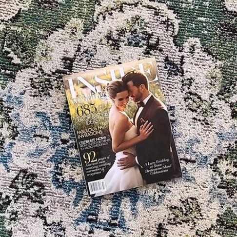 Inside Weddings Fall 2020 Magazine
