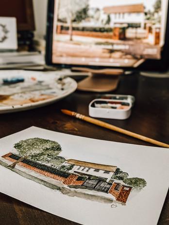 Watercolour House Portrait 1.jpg