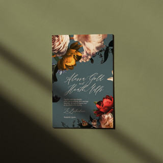 Fall Florals Semi Custom Suite