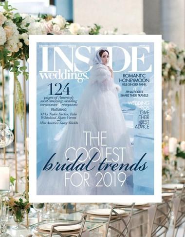 Inside Weddings Winter 2019 Magazine