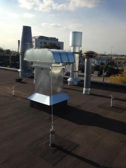 Roof top HVAC Weatherall Mechanical