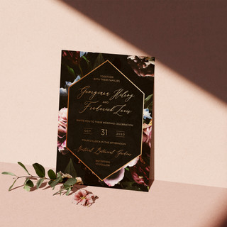 Floral Portrait Semi Custom Suite