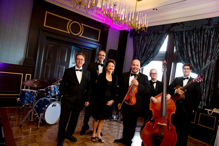Orchestre Martin Verret ambiance & danse