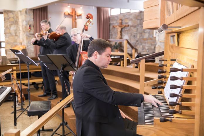 Ensemble Musical Martin Verret église Saint-Ambroise de Loretteville