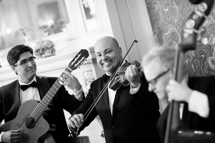 Mariage Fairmont Château Frontenac Trio à cordes