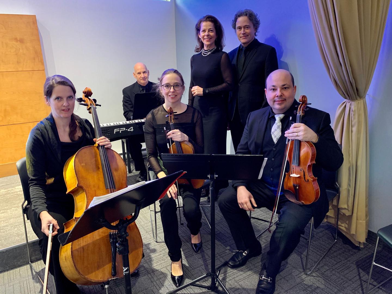 Lépine Cloutier Athos Complexe de la Cité Ensemble Martin Verret