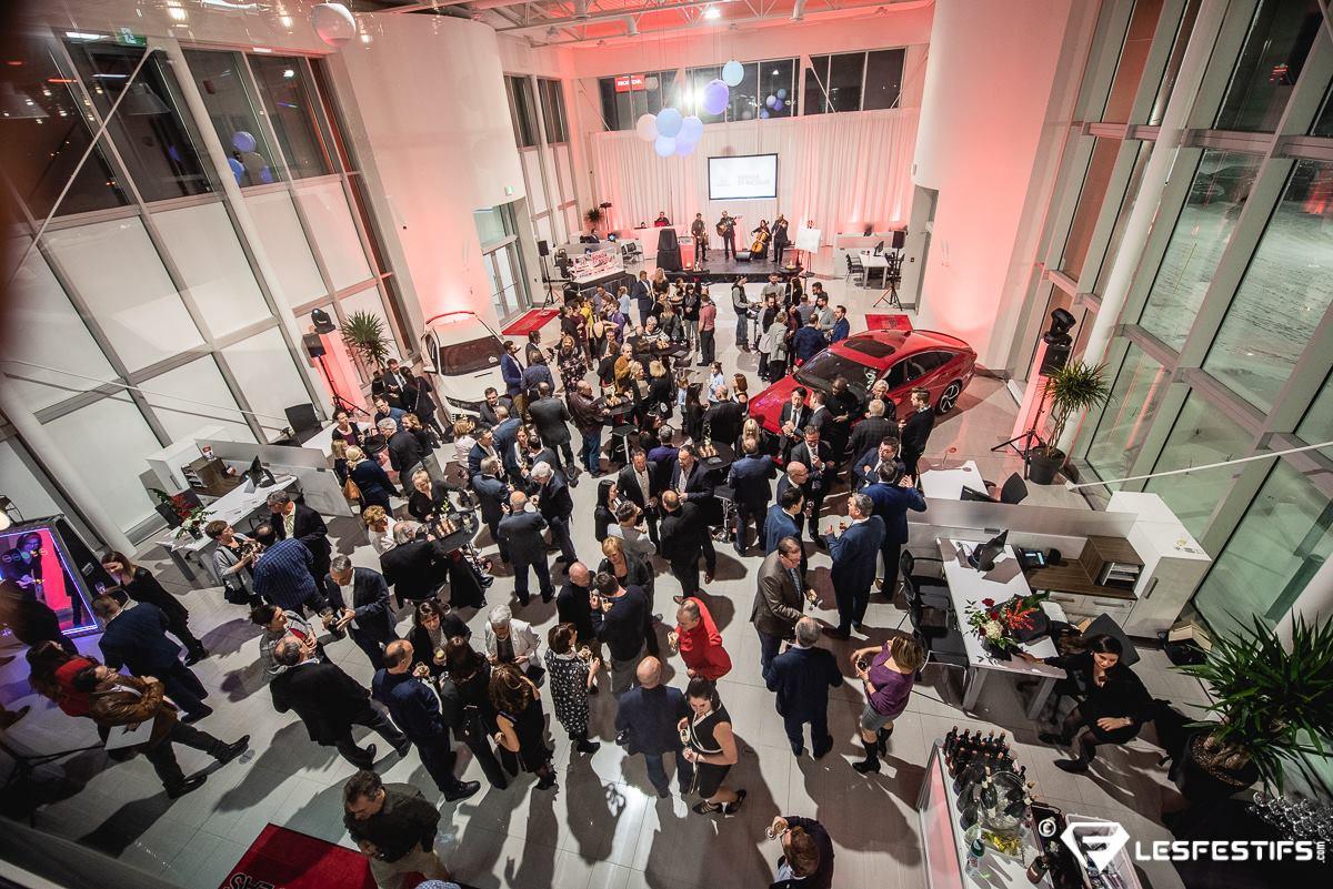 Inauguration Honda St-Nicolas
