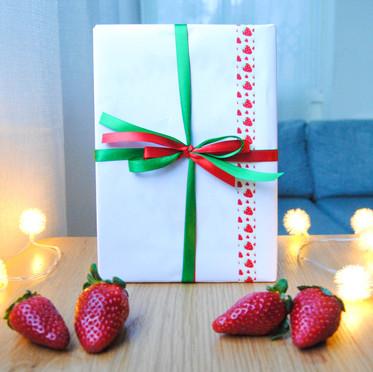גברת תות מתנה