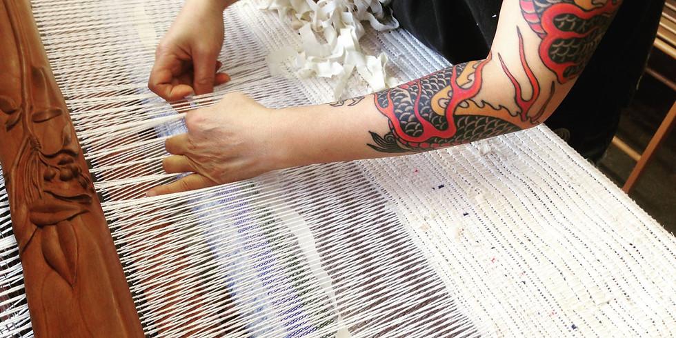Weaving To Heal