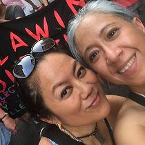Melanya Liwanag Aguila + Lani T. Montrea