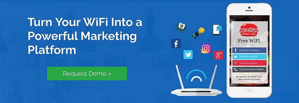 Hoot Wi-Fi Service - Turn Your Wi-Fi into a powerful marketing platform