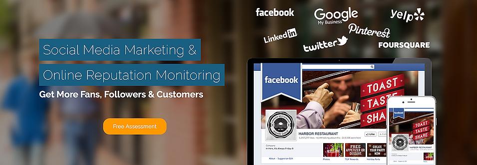 Social Media Marketing and Online Reputation Monitoring - The Mandalay Group, Inc.