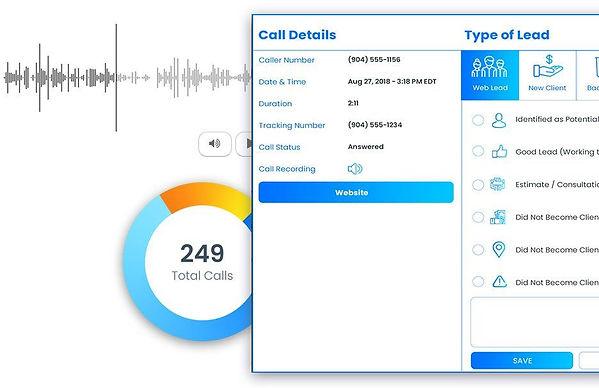 Call Tracking - The Mandalay Group, Inc.