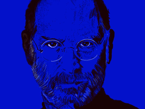 Steve Jobs: Constitution and Courage