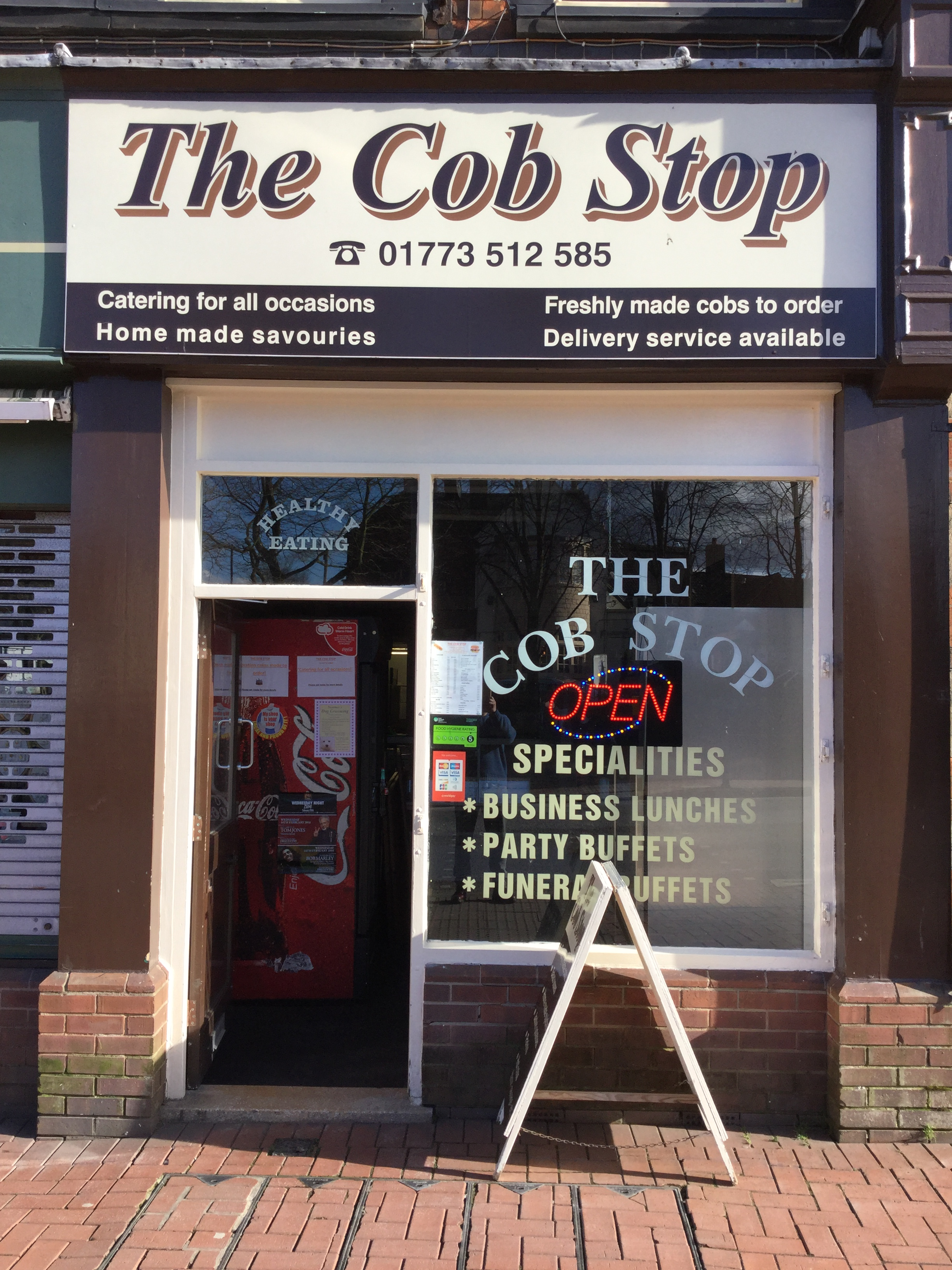 The Cob Stop Shop