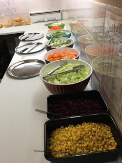 Fresh Salad Selections