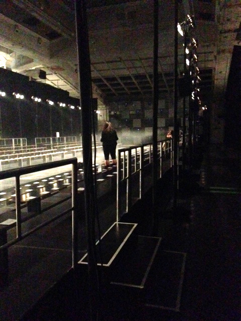 Before the Diesel Black Gold Spring/Summer 2015 Show