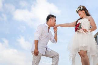 Darren & Suat Cheng Actual Day Wedding-9