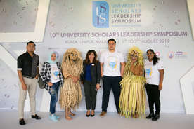 10th University Scholars Leadership Symposium - Official Opening