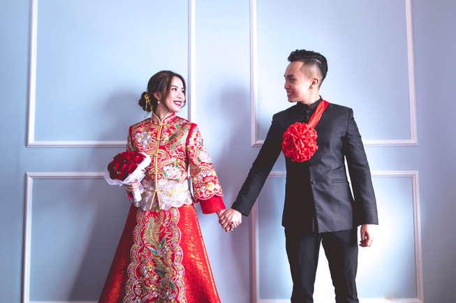 Shun Han & Yen Mun's Actual Day Wedding