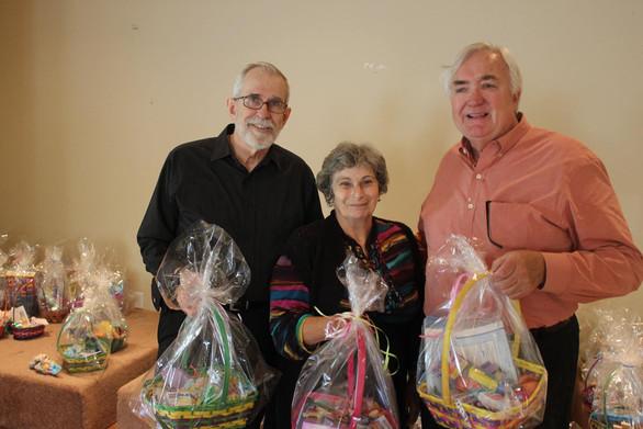 Easter Baskets For Foster Kids