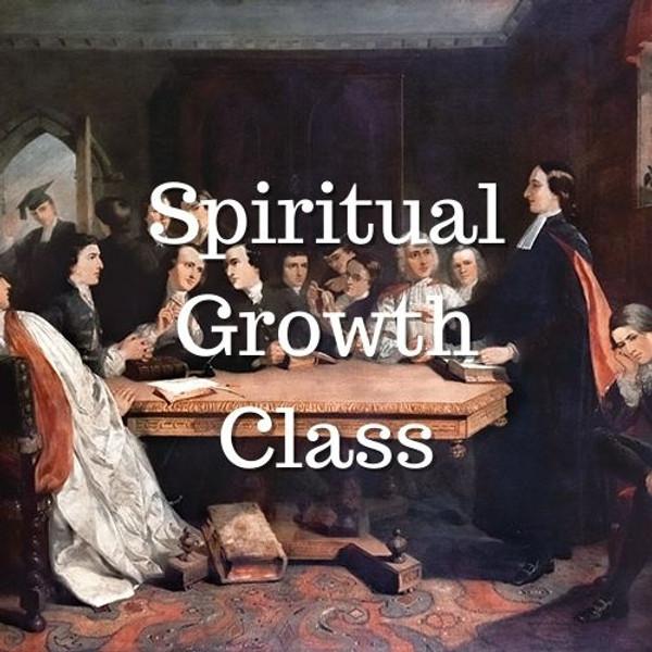 September 2021 Spiritual Growth Class (2)