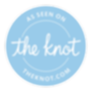 The Knot Wedding Badge.png