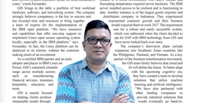 APAC CIOoutlook: IBM