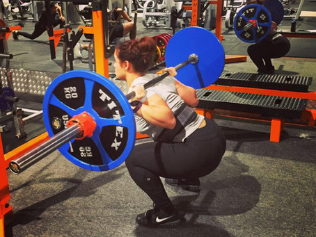 How I Overcame Body Image Issues Through Strength Training
