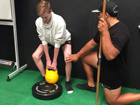 Training Tips for Youth